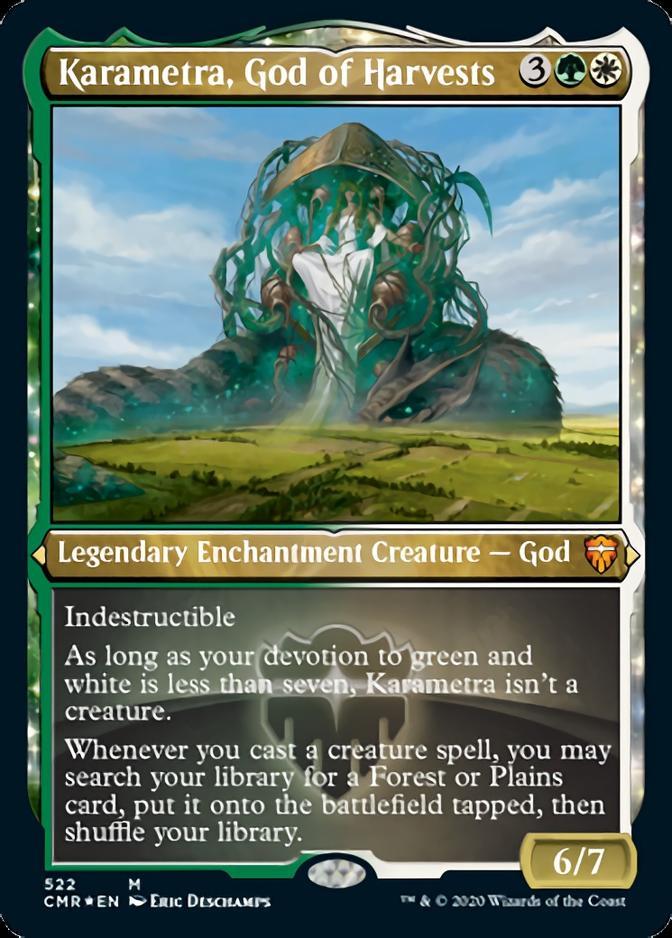 Karametra, God of Harvests [PCMR] (F)