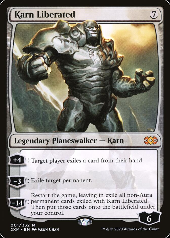 Karn Liberated [2XM]