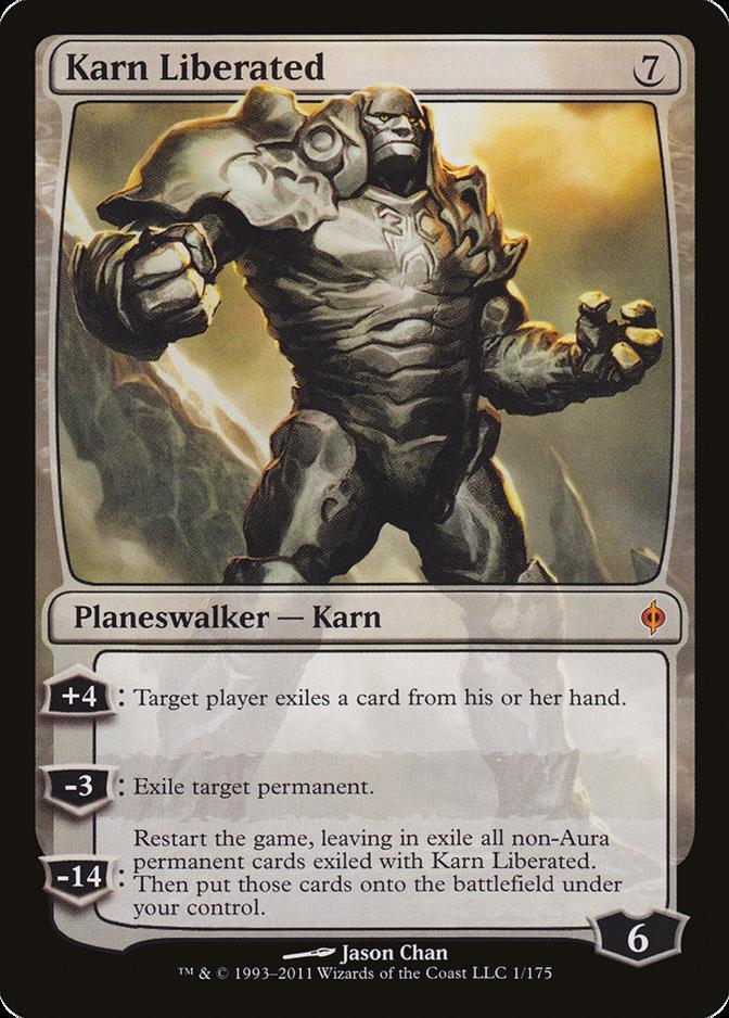 Karn Liberated [NPH]
