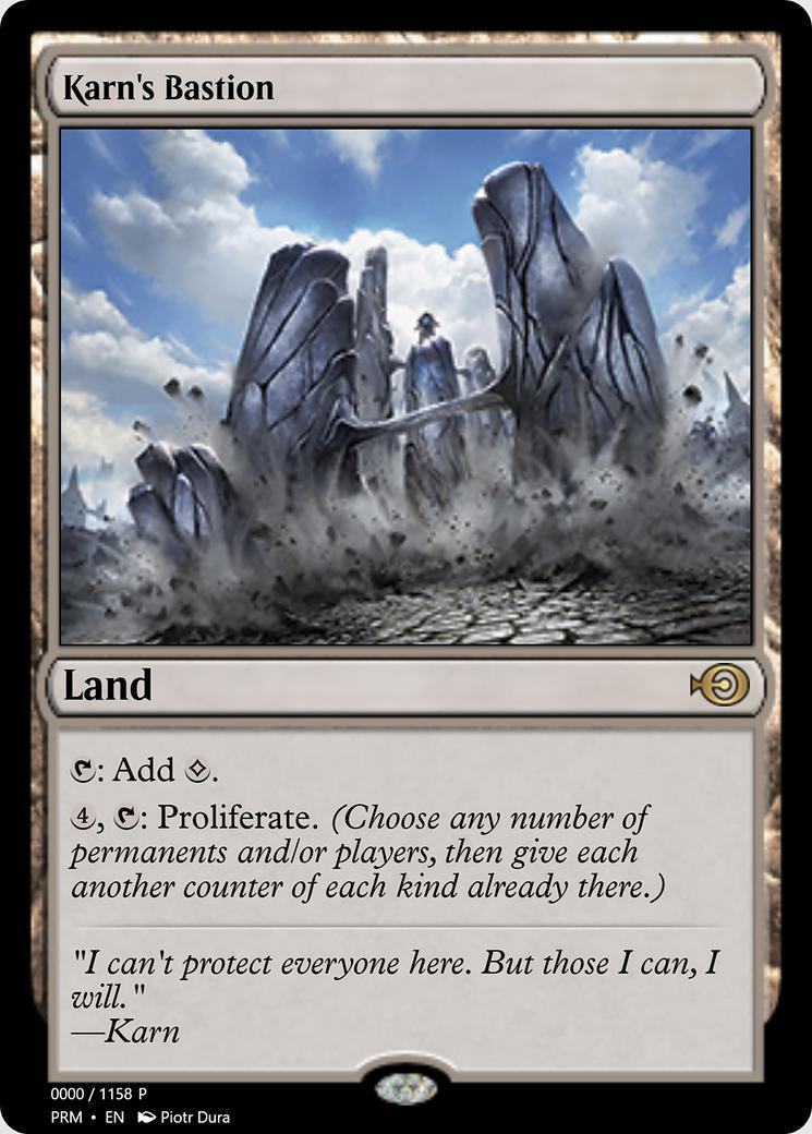 Karn's Bastion [PRM] (F)