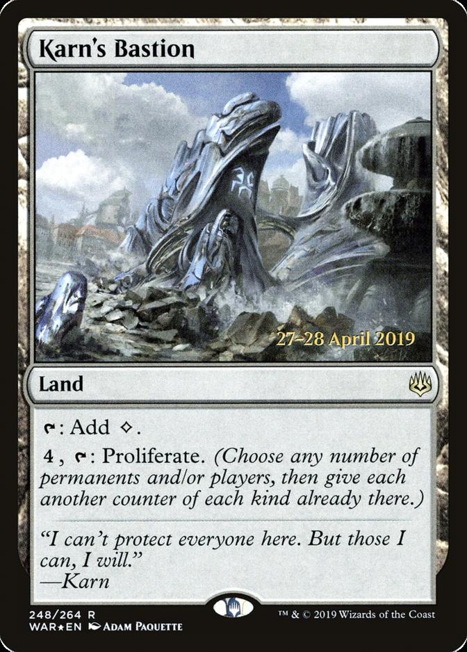 Karn's Bastion [PRM-PRE] (F)