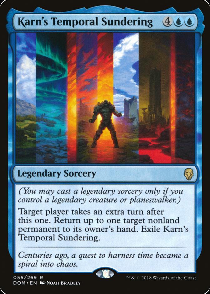 Karn's Temporal Sundering [DOM]