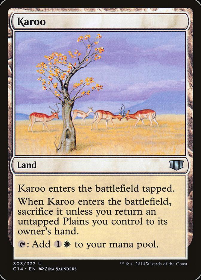 Karoo [C14]