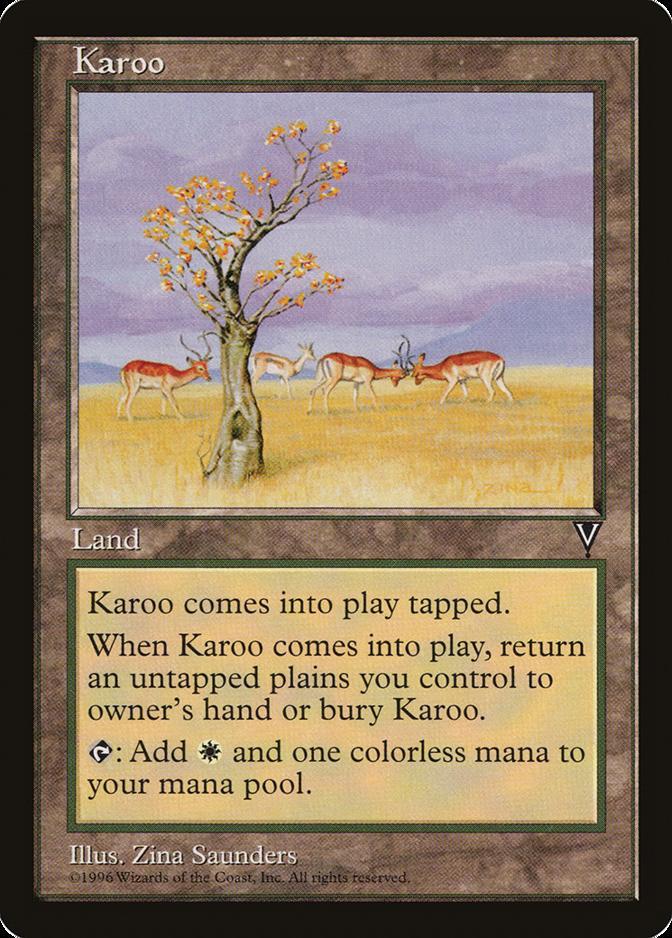 Karoo [VI]