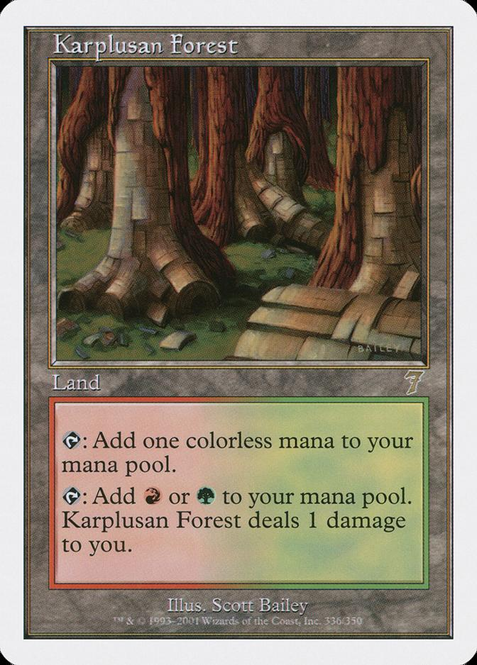 Karplusan Forest [7E] (F)
