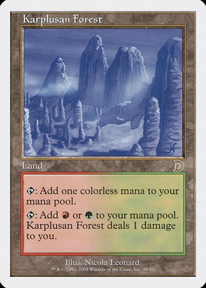 Karplusan Forest [DKM]
