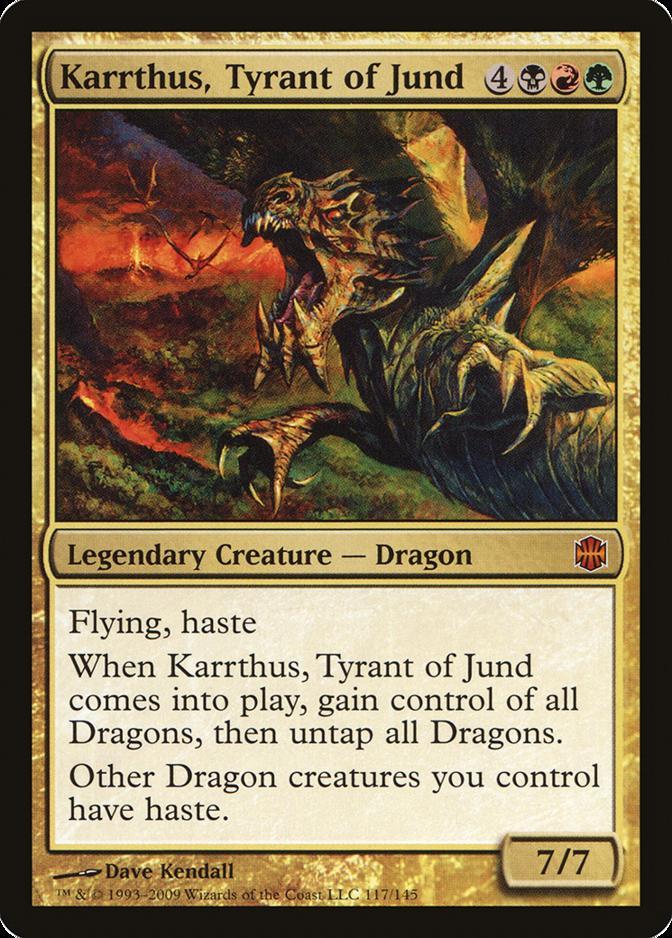 Karrthus, Tyrant of Jund [ARB] (F)