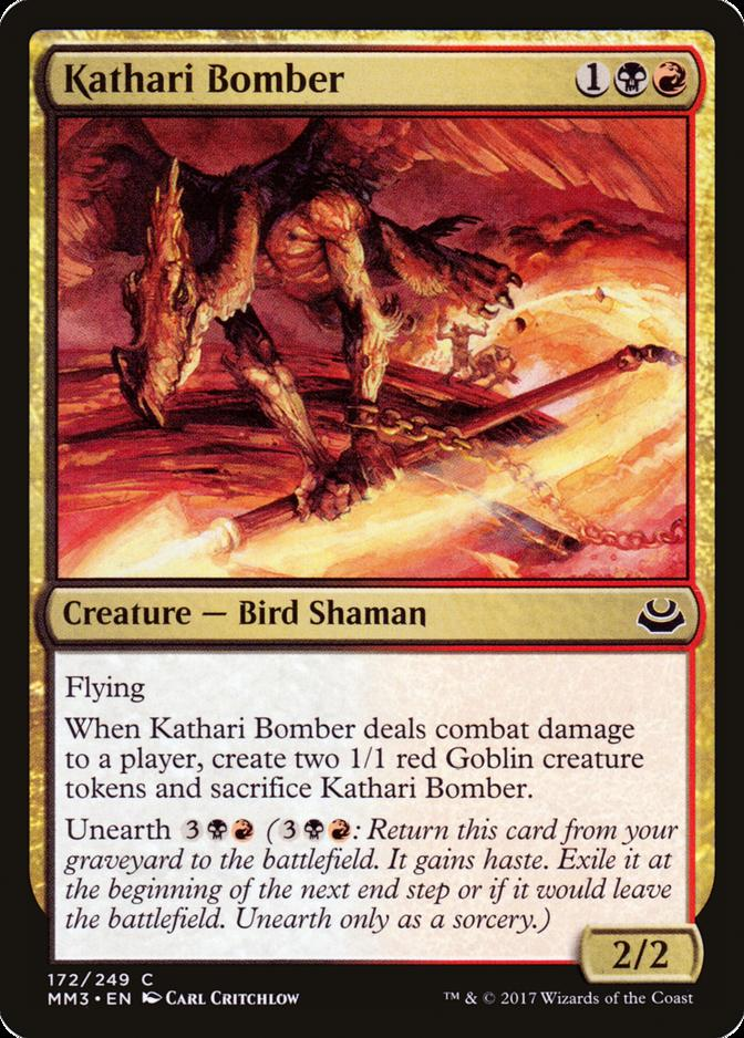 Kathari Bomber [MM3]