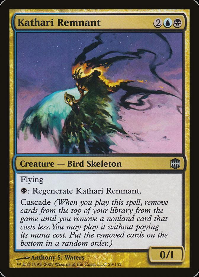 Kathari Remnant [ARB]