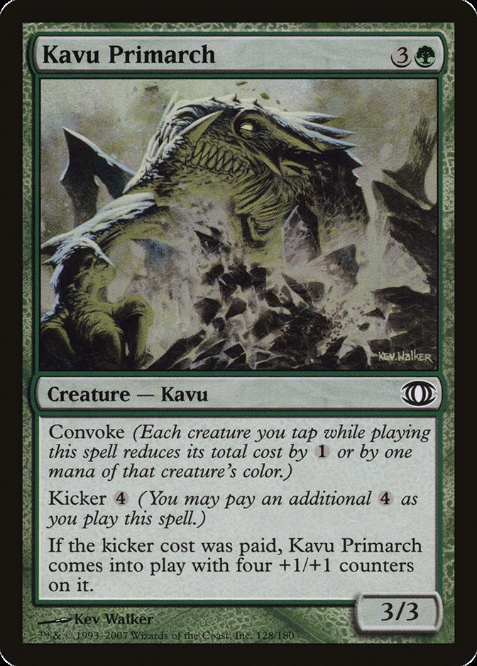 Kavu Primarch [FUT] (F)