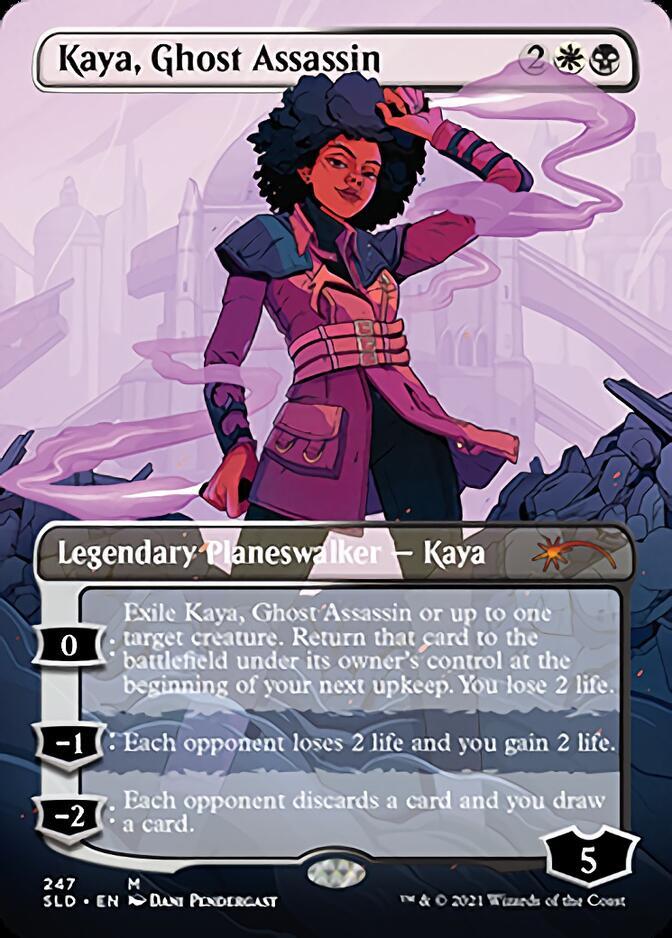 Kaya, Ghost Assassin [SLD]
