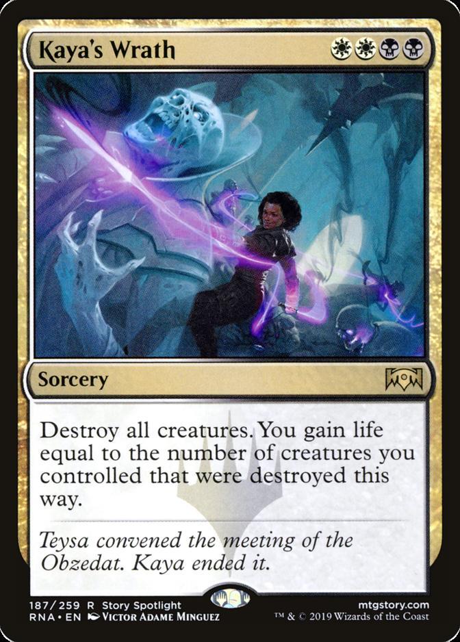 Kaya's Wrath [RNA]