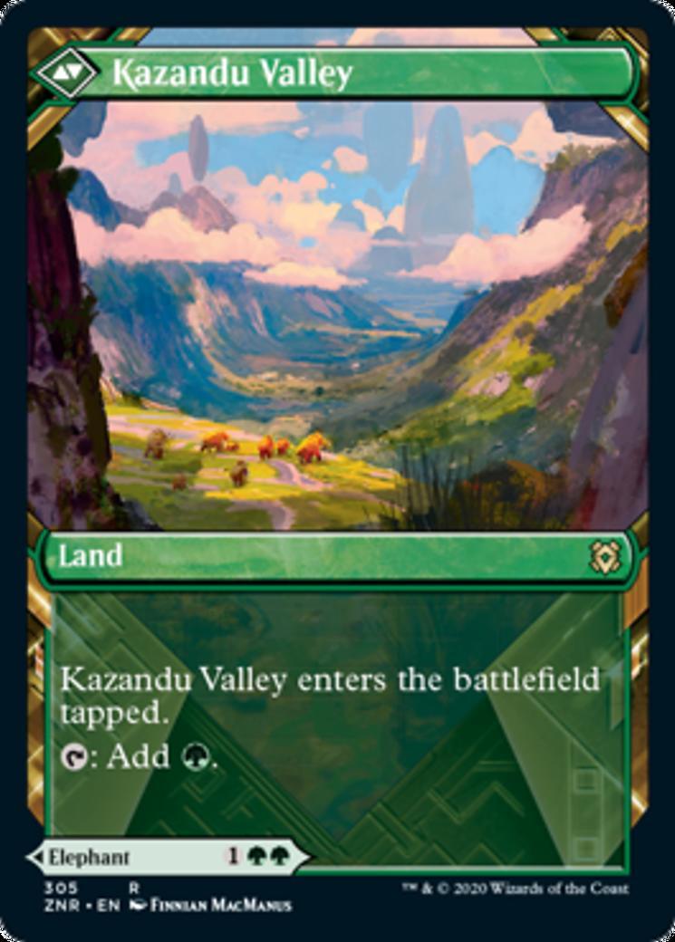 Kazandu Valley [PZNR]