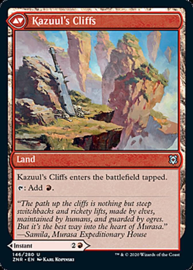 Kazuul's Cliffs [ZNR]
