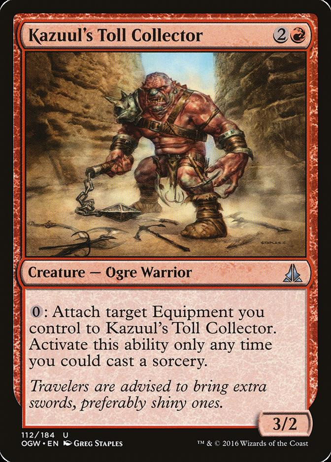 Kazuul's Toll Collector [OGW]