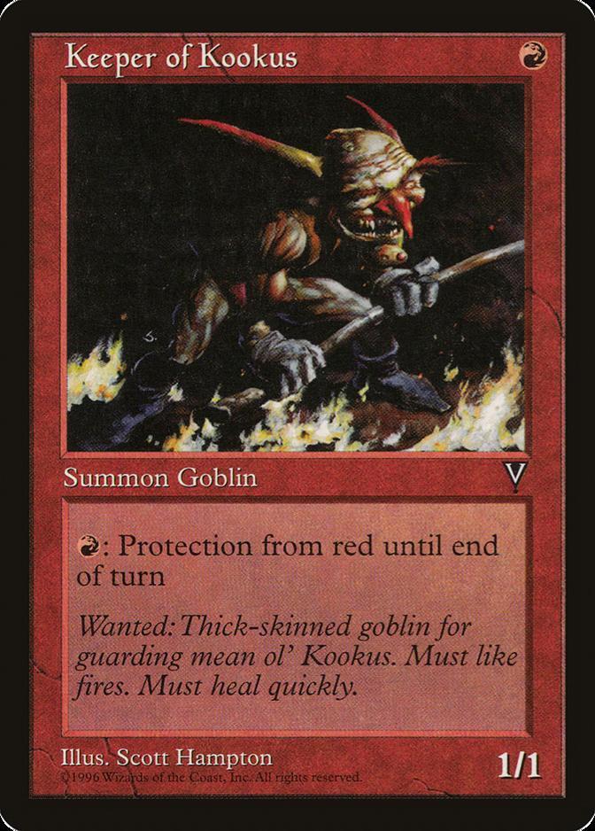 Keeper of Kookus [VI] (F)