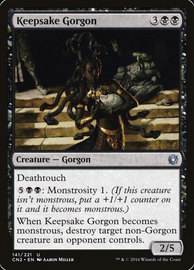 Keepsake Gorgon [CN2]