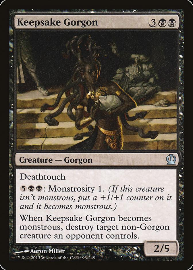 Keepsake Gorgon [THS] (F)