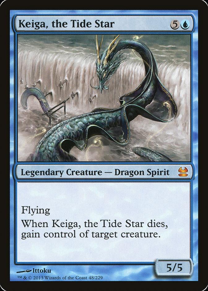 Keiga, the Tide Star [MMA]