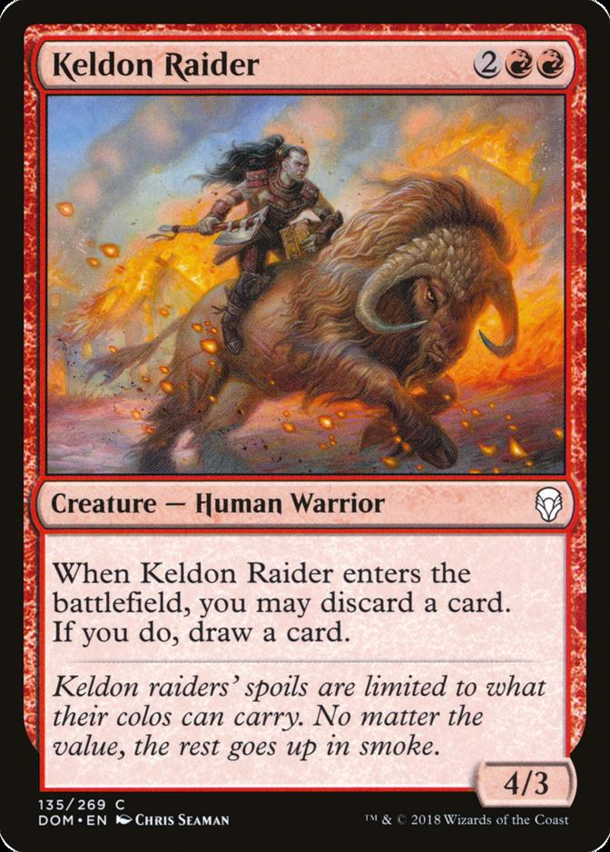 Keldon Raider [DOM]