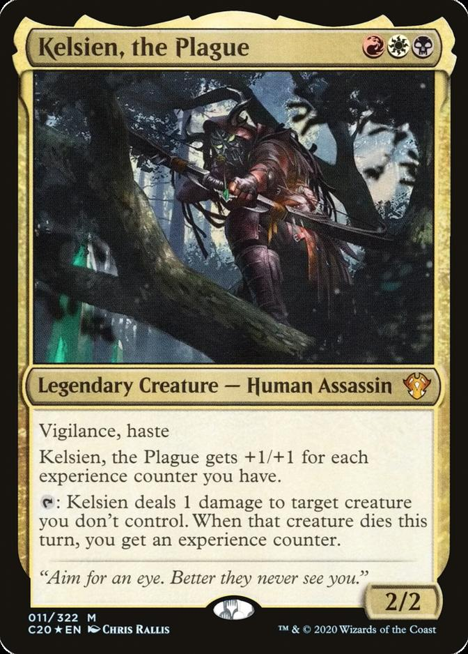 Kelsien, the Plague [C20] (F)