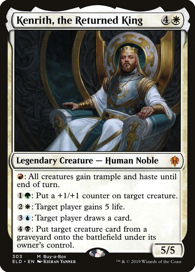 Kenrith, the Returned King [ELD]