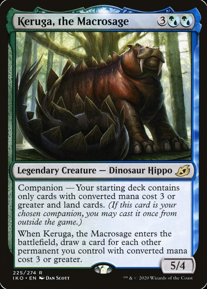 Keruga, the Macrosage [IKO]