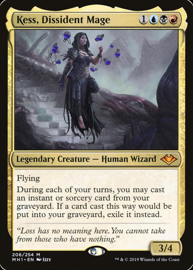 Kess, Dissident Mage [MH1]