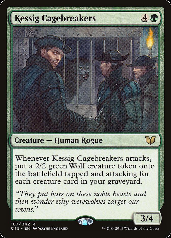 Kessig Cagebreakers [C15]