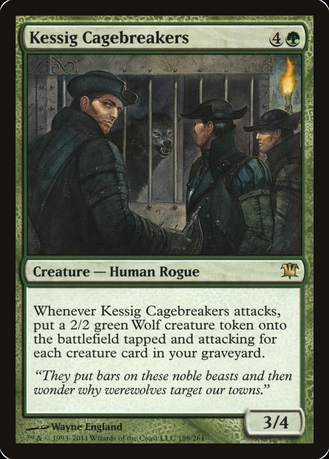 Kessig Cagebreakers [ISD]