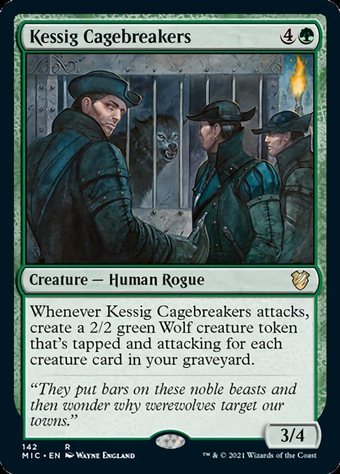 Kessig Cagebreakers [MIC]