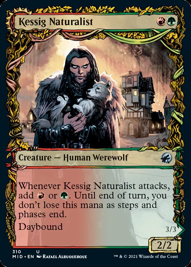 Kessig Naturalist <showcase> [MID]