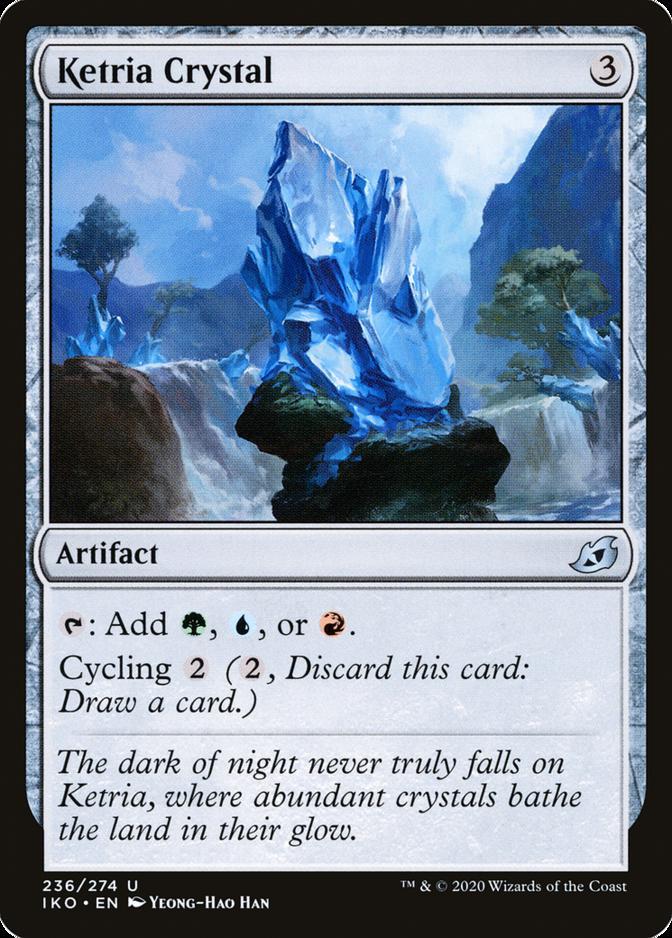 Ketria Crystal [IKO]