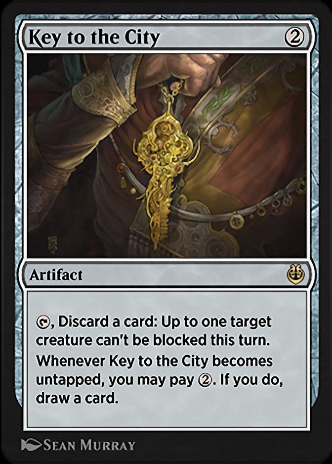 Key to the City [KLR]