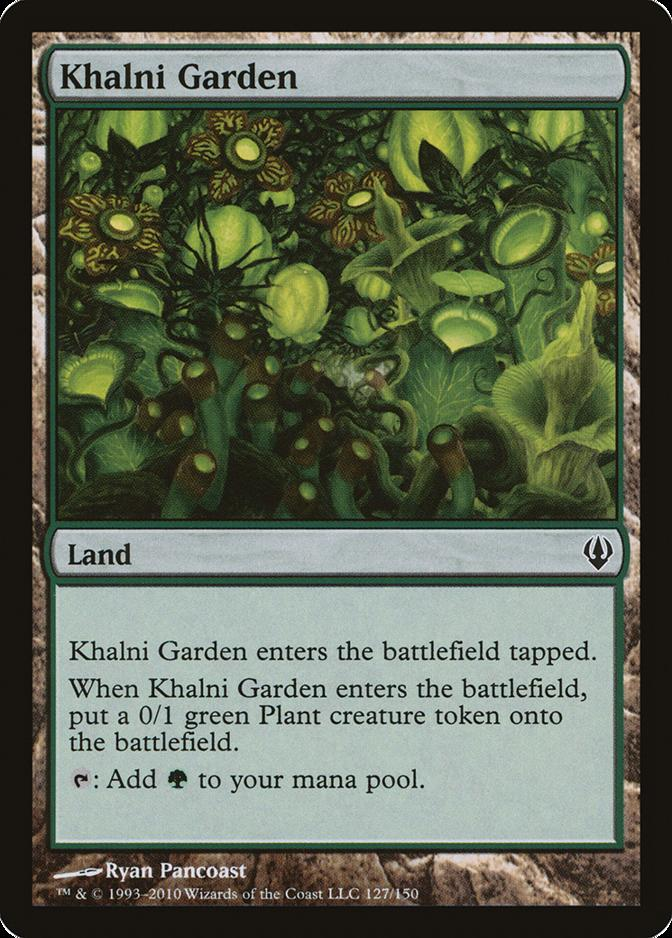 Khalni Garden [ARC]