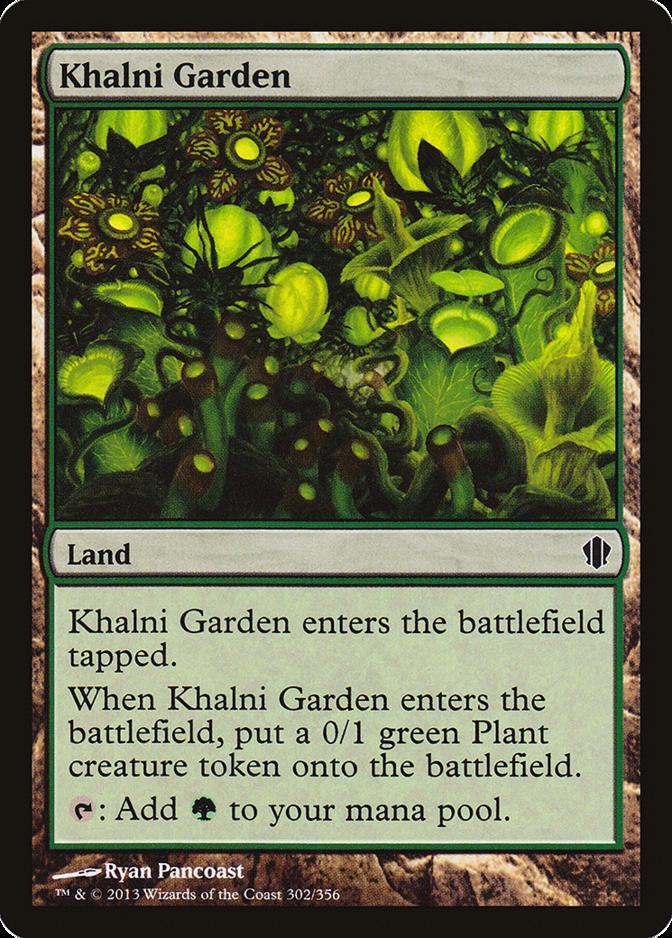 Khalni Garden [C13]