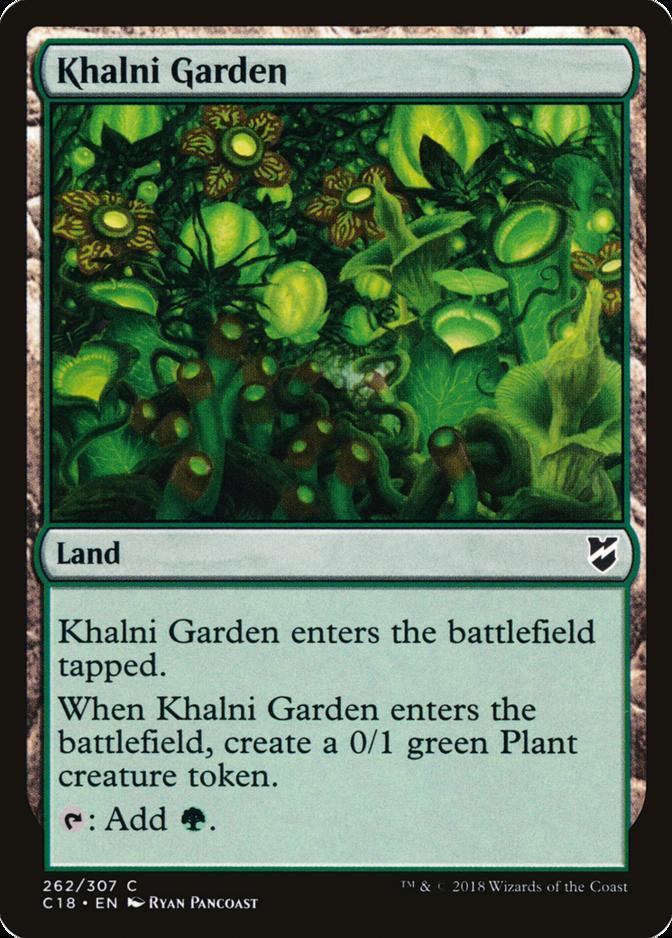 Khalni Garden [C18]