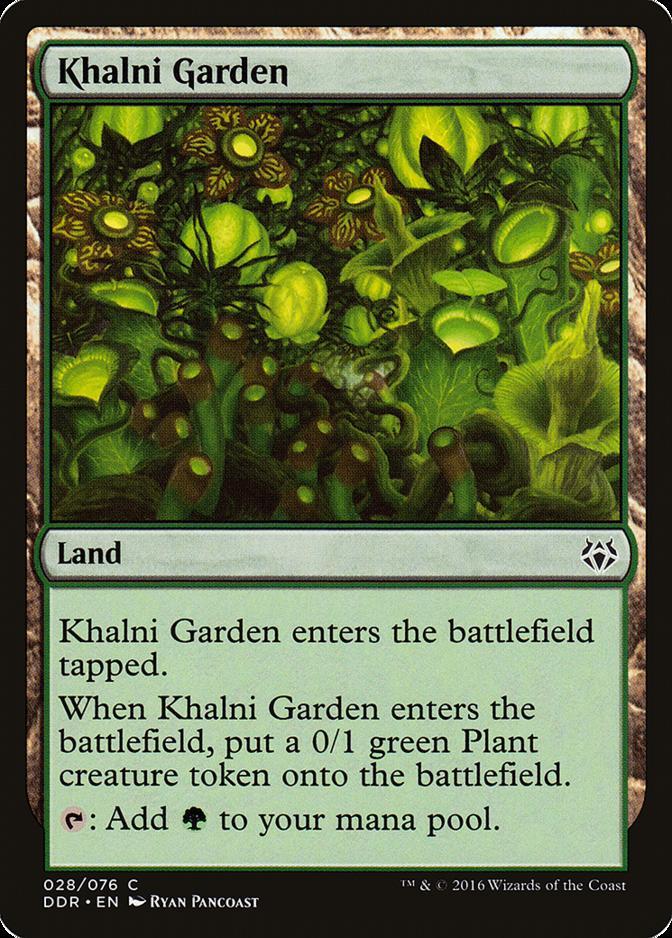 Khalni Garden [DDR]