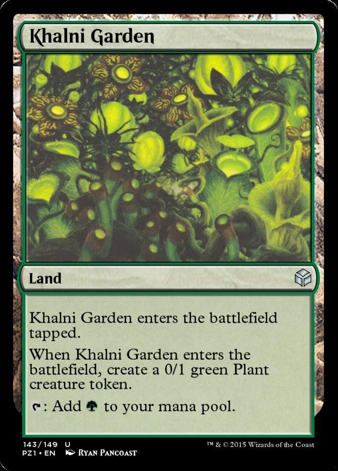 Khalni Garden [PZ1]