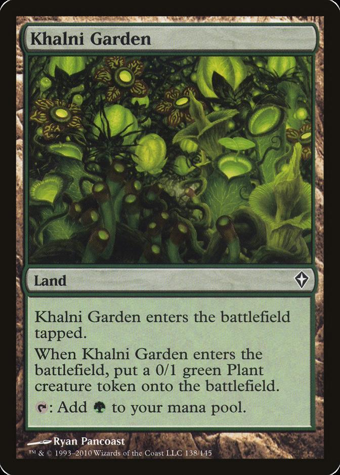 Khalni Garden [WWK]
