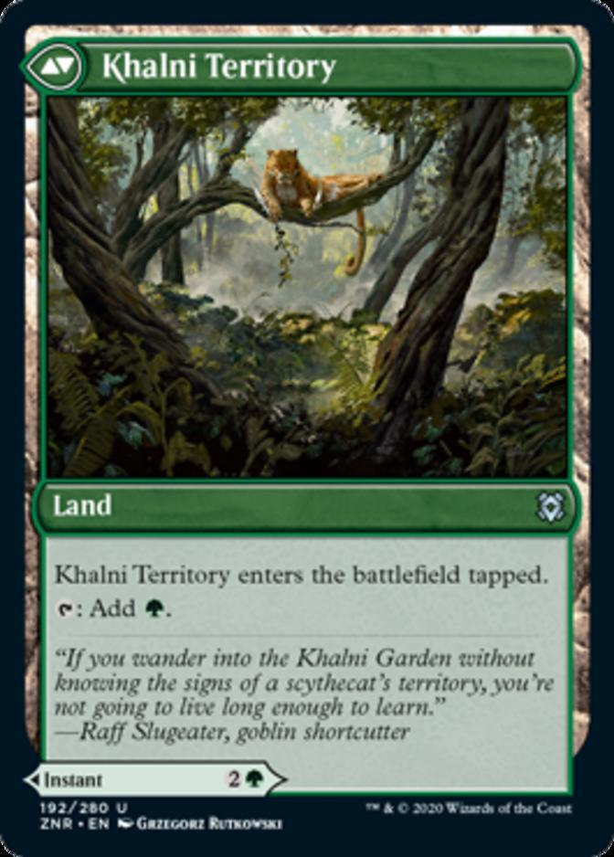 Khalni Territory [ZNR]