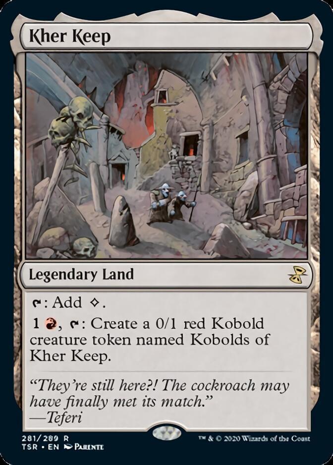 Kher Keep [TSR]