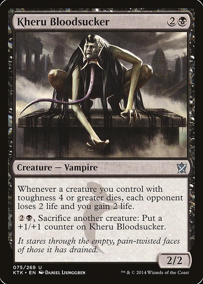 Kheru Bloodsucker [KTK]