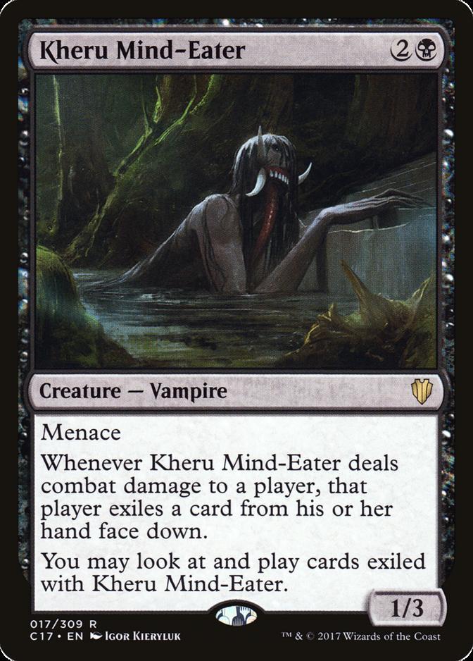 Kheru Mind-Eater [C17]