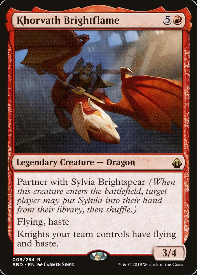 Khorvath Brightflame [BBD]