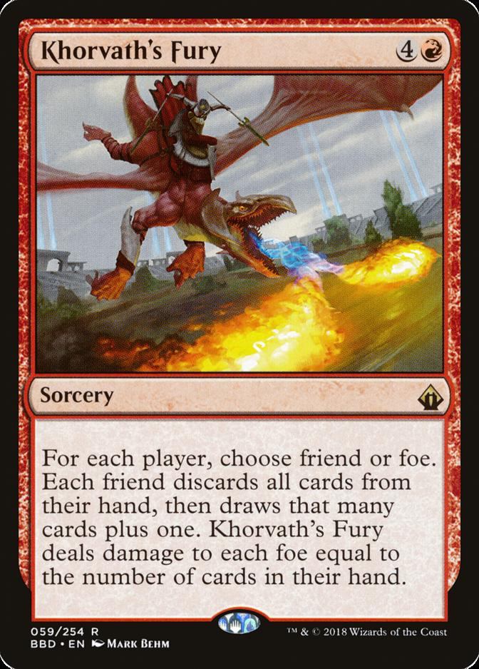 Khorvath's Fury [BBD]