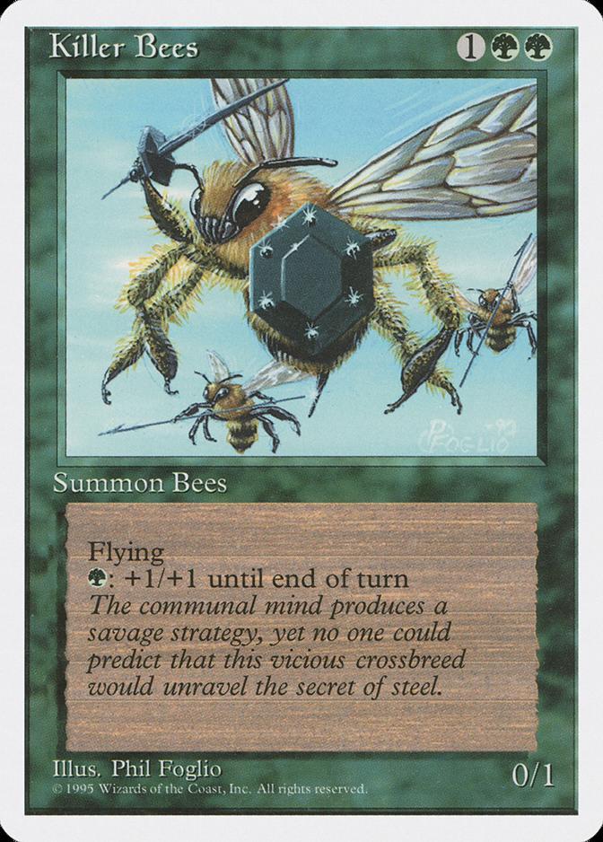Killer Bees [4ED]