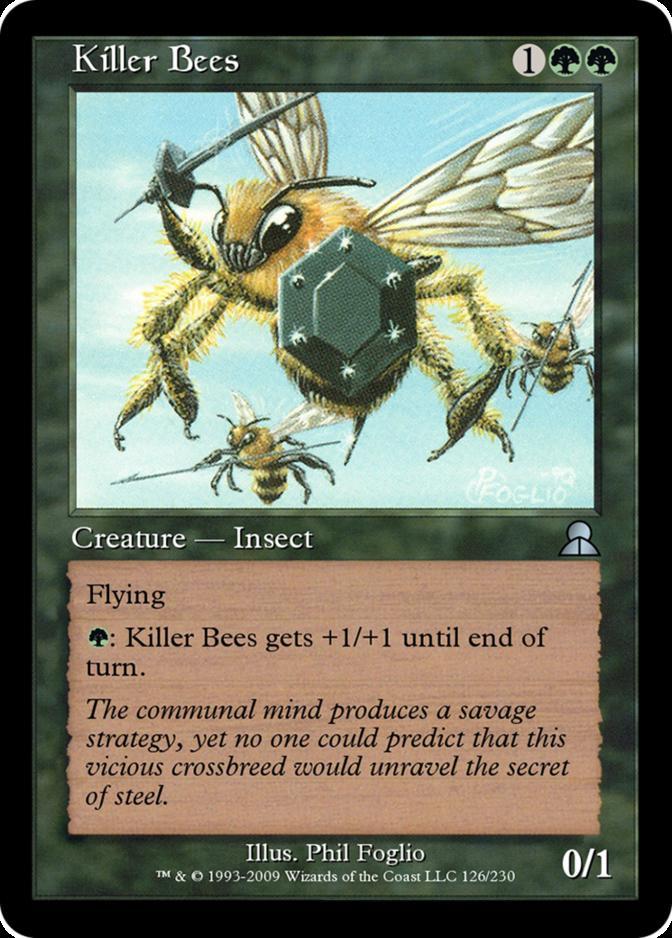 Killer Bees [ME3]