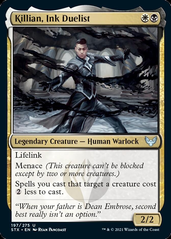 Killian, Ink Duelist [STX]