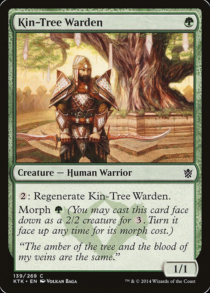 Kin-Tree Warden [KTK]
